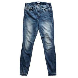Good American Good Legs Skinny Stretch Jeans 16